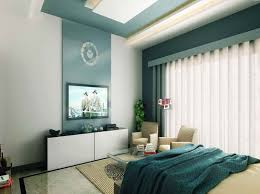 Color combo- Turquoise and Brown Bedroom Ideas Best Paint Color Combinations  with wooden flooring with