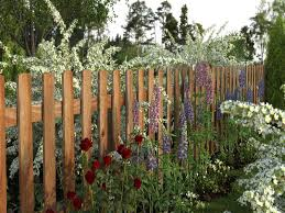 Small Picture excellent inspiration ideas wood garden fence stylish decoration