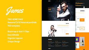 Personal Portfolio Website Templates – Imaginarapp