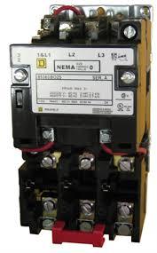 Siemens Overload Heater Chart 8536sb02s