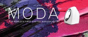 foreo moda 3d print makeup
