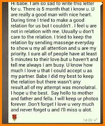 goodbye letters to boyfriend a goodbye letter to my ex b f relationship talk with regard to a letter to my ex boyfriend