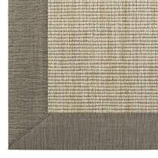 sisal rugs with borders interesting ideas contemporary decoration rug grey border