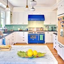 blue kitchen designs. Delighful Kitchen Victorian Enclosed Kitchen Designs  Ornate Ushaped Photo  In Seattle With Subway For Blue Kitchen Designs