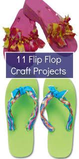 Flip Flop Bathroom Decor 11 Flip Flop Craft Projects Favecraftscom