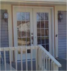 exterior patio doors series in swing patio door in bronze exterior frame colors exterior sliding glass