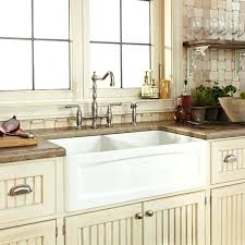 kitchens with farmhouse sinks second floor