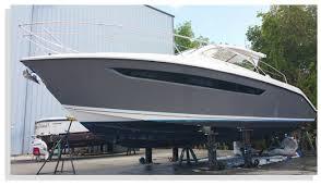 Yacht bottom paint
