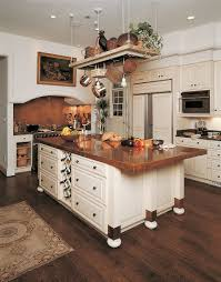 Copper Kitchen Countertops Kitchen Copper Backsplash With Gas Range Stove Also Marble