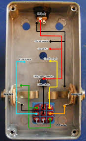 vox v wah wah pedal mods tutorial how to guide how to wire true bypass from sabrotone com