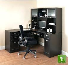 black l shaped desk collection l shaped desk latest black computer furniture cool wooden with hutch