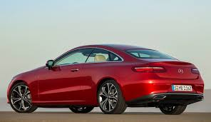 2018 mercedes benz coupe. interesting coupe 2018 mercedesbenz eclass coupe rear quarter left photo intended mercedes benz coupe