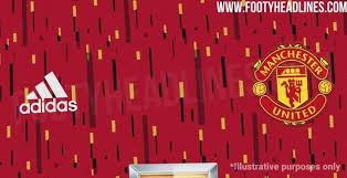 The piece features 20 iconic manchester united shirts and is a fantastic gift and collectors item for any red devils fan. A Super Bold Eye Catching Design Man Utd 20 21 Home Kit Info Leaked Ghana Latest Football News Live Scores Results Ghanasoccernet