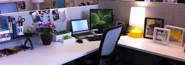 decorate office desk. Plain Desk 20 Cubicle Decor Ideas To Make Your Office Style Work As Hard  On Decorate Desk