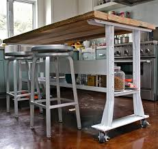 Image Of: Contemporary Kitchen Carts And Islands