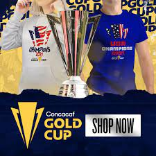 Gold Cup - Home