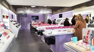 pin kiko make up ume addetti vendita manager