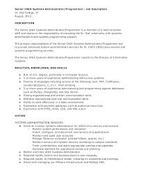 Sharepoint Administrator Job Description Network System ...