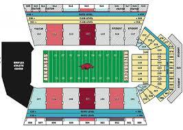 Auburn Vs Arkansas Football Tickets 50 Yard Line