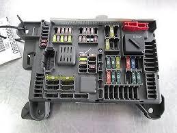trunk fuse box relay terminal block 693168704 bmw x5 e70 2007 13 ebay 2008 bmw x6 fuse box diagram bmw x5 e70 bmw x6 e71; engine bay fuse box block; 693168704; power