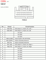 ford explorer stereo wiring harness  2003 ford explorer factory radio wiring diagram jodebal com on 2002 ford explorer stereo wiring harness