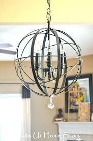 vineyard orb 4 light chandelier vineyard orb 4 light chandelier lovable orb light fixture orb chandelier