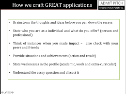 what did you write in your isb application essays updated  our approach to the isb essays