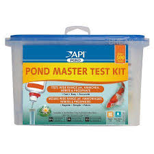Tetra Ammonia Test Strips Color Chart Api Pond Master Test Kit Pond Water Test Kit 500 Test