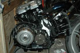 stew s classic honda magna 500 restoration project engine