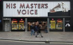 Theres Nothing Like A Well Stocked Music Store Telegraph