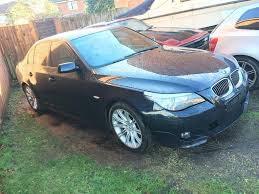 BMW Convertible bmw 525i 2008 : BMW 5 series 525i 2008 e60/61 m sport breaking. | in Holbury ...