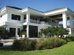 contemporary house plans. Perfect Plans Florida House Plan Rear Photo 01  106S0046  Plans And More Throughout Contemporary H