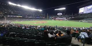 T Mobile Park Seattle Seating Chart T Mobile Park Section 116 Seattle Mariners Rateyourseats Com