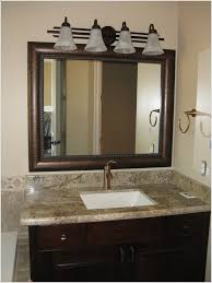framed bathroom vanity mirrors. Impressive Download Bathroom Top Elegant Framed Vanity Mirrors With Regard To Modern O