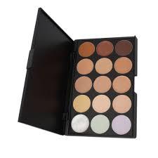 amazon nicee professional 15 color concealer camouflage makeup palette concealer 15 colors beauty