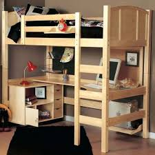bed on top desk bottom bedroom delectable blue with under it bunk underneath couch full