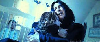 Image result for severus snape always gif