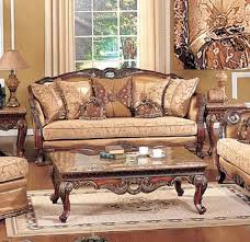 sofas with wood trim shocking fabric 28 images traditional living room decorating ideas 26