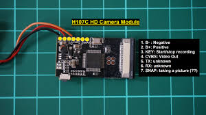 the hubsan x hc sd and hd camera version th rc groups h107c modification etc