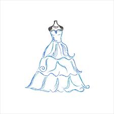 Wedding Dress Patterns 21 Free Eps Ai Illustration Format