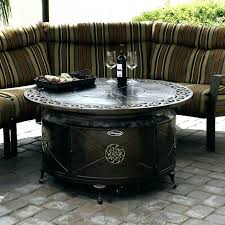 fire pit table round propane fire pit table stone propane fire pit table s capitol peak faux stone propane fire pit table small round propane fire pit table