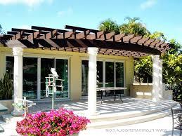 pergola miami. florida pergola specializing in landscape structures miami n