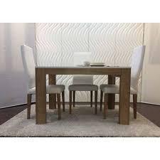 Beautiful ... Mesa Extensible Moderna De Comedor Y Salon ...