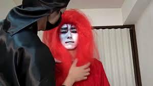 kabuki theater makeup. how to apply kabuki make-up plus dance theater makeup