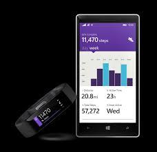 Microsoft Fitness Tracker Microsoft Band Fitness Tracker Hits The Uk Outdoorsradar