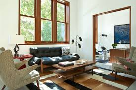 interior design for home office. Perfect Home Interior Design With Modern And Exotic Elements : Smart Living Room Office For