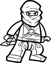 Small Picture Ninjago Coloring Pages Wecoloringpage