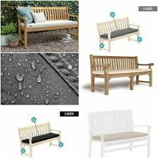bench cushions outdoor argos