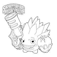 7 Skylanders Drawing Snap Shot For Free Download On Ayoqqorg