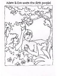 Small Picture Printable adam and eve coloring pages for kids ColoringStar